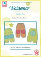 Waldemar, Papierschnittmuster