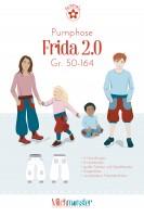 Frida 2.0, Pumphose, Papierschnittmuster