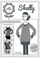 Shelly, Sweater, Papierschnittmuster