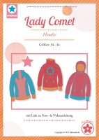 Lady Comet, Papierschnittmuster