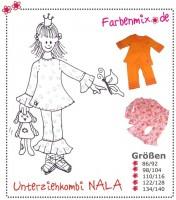 NALA, Shirt und Leggins, Papierschnittmuster