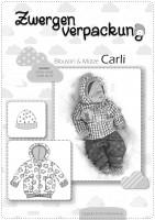 Carli + Mütze, Papierschnittmuster