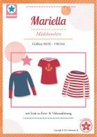 Mariella, Papierschnittmuster