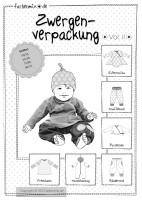 Zwergenverpackung Vol. II, Papierschnittmuster, StarPattern