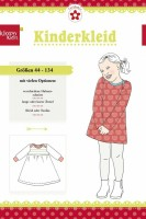Kinderkleid Klimperklein Papierschnittmuster