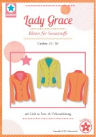 Lady Grace, Papierschnittmuster